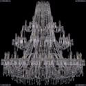 1403/24+12+6/460/3d/Pa Хрустальная подвесная люстра Bohemia Ivele Crystal