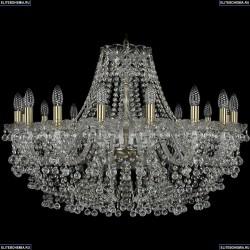 1409/16/300/Pa Подвесная люстра Bohemia Ivele Crystal (Богемия), 1409