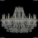 1409/16/300/Pa Хрустальная подвесная люстра Bohemia Ivele Crystal