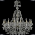 1409/16/300/XL-96/Pa Хрустальная подвесная люстра Bohemia Ivele Crystal