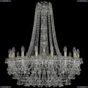 1409/16/360/h-96/Pa Хрустальная подвесная люстра Bohemia Ivele Crystal