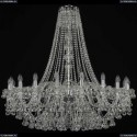 1409/20/400/h-113/Ni Подвесная люстра Bohemia Ivele Crystal (Богемия), 1409