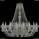 1409/20/460/h-118/G Хрустальная подвесная люстра Bohemia Ivele Crystal