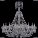 1409/20/460/XL-136/G Хрустальная подвесная люстра Bohemia Ivele Crystal