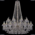 1409/20+10/400/h-133/G Подвесная люстра Bohemia Ivele Crystal (Богемия), 1409