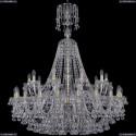 1409/20+10/400/XL-132/G Хрустальная подвесная люстра Bohemia Ivele Crystal