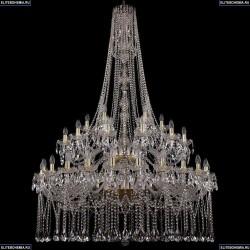 1413/24+12+6/460/h-185/2d/Ni Подвесная люстра Bohemia Ivele Crystal (Богемия), 1413