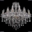 1415/16+8/300/Pa Хрустальная подвесная люстра Bohemia Ivele Crystal