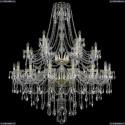 1415/16+8+4/460/2d/G Хрустальная подвесная люстра Bohemia Ivele Crystal