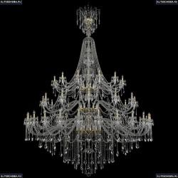 1415/24+12+12/900/XLU-320/3d/G Хрустальная подвесная люстра Bohemia Ivele Crystal