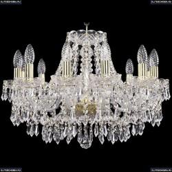 1403/12/195/G Хрустальная подвесная люстра Bohemia Ivele Crystal