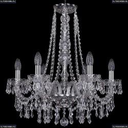 1403/6/195/h-60/Ni Хрустальная подвесная люстра Bohemia Ivele Crystal