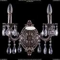 1702B/2/175/A/NB Хрустальное бра Bohemia Ivele Crystal