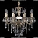 1701/8/B/GW Хрустальная подвесная люстра Bohemia Ivele Crystal (Богемия)