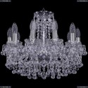 1409/10/160/Ni Подвесная люстра Bohemia Ivele Crystal (Богемия), 1409