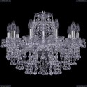 1409/10/195/Ni Подвесная люстра Bohemia Ivele Crystal (Богемия), 1409