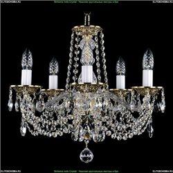 1614/5/165/G Хрустальная подвесная люстра Bohemia Ivele Crystal (Богемия)