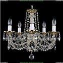 1614/5/165/G Хрустальная подвесная люстра Bohemia Ivele Crystal