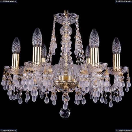 1410/6/160/G/0300 Хрустальная подвесная люстра Bohemia Ivele Crystal (Богемия)