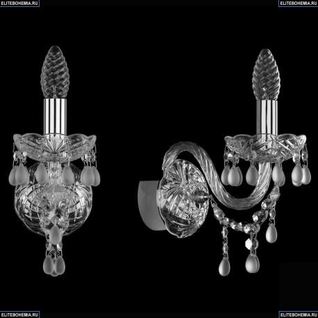 1410/1/Ni/0300 Хрустальная бра Bohemia Ivele Crystal (Богемия)