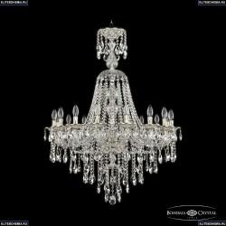 16115/16/300/XL-115 GW Хрустальная подвесная люстра с металлической чашкой Bohemia Ivele Crystal