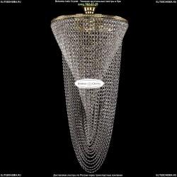 1921/55-105/G Хрустальная потолочная люстра Bohemia Ivele Crystal