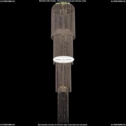 2130/50-230/G Большая хрустальная подвесная люстра Bohemia Ivele Crystal