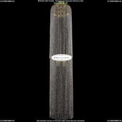 2140/40-200/G Большая хрустальная подвесная люстра Bohemia Ivele Crystal