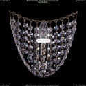 7708/1/W/Pa Хрустальное бра Bohemia Ivele Crystal (Богемия)