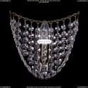 7708/1/W/Pa Хрустальное бра Bohemia Ivele Crystal