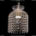 7710/15/R/G Хрустальный подвес Bohemia Ivele Crystal