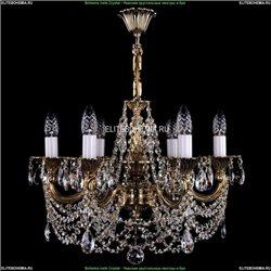 1701/6/С/GB Хрустальная подвесная люстра Bohemia Ivele Crystal (Богемия)