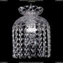 7710/15/R/Ni Хрустальный подвес Bohemia Ivele Crystal
