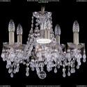 1410/5/141/Pa/V0300 Хрустальная подвесная люстра Bohemia Ivele Crystal