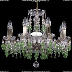 1410/8/160/Pa/V5001 Хрустальная подвесная люстра Bohemia Ivele Crystal