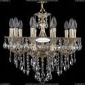 1702/10/CK175IV/B/GW Хрустальная подвесная люстра Bohemia Ivele Crystal