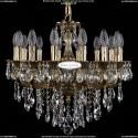 1702/14/CK175IV/B/GB Хрустальная подвесная люстра Bohemia Ivele Crystal