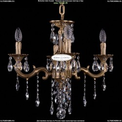 1702/4/CK175IV/B/FP Хрустальная подвесная люстра Bohemia Ivele Crystal