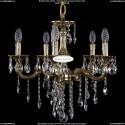 1702/5/CK175IV/B/GB Хрустальная подвесная люстра Bohemia Ivele Crystal