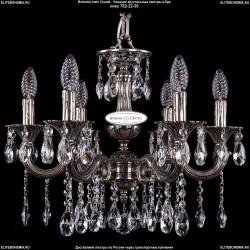 1702/6/CK175IV/A/NB Хрустальная подвесная люстра Bohemia Ivele Crystal
