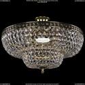 1910/50Z/GB Хрустальная потолочная люстра Bohemia Ivele Crystal