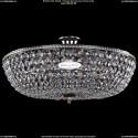 1911/55Z/NI Хрустальная потолочная люстра Bohemia Ivele Crystal