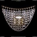 7708/3W/G Хрустальное бра Bohemia Ivele Crystal