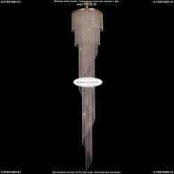 8311/50-250/G Хрустальная большая люстра Bohemia Ivele Crystal (Богемия)
