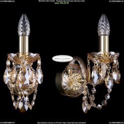 1402B/1/141/G/M721 Хрустальное бра Bohemia Ivele Crystal