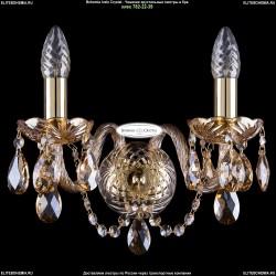 1402B/2/141/G/M721 Хрустальное бра Bohemia Ivele Crystal