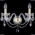 10.12.2.165.Gd.Sp Бра хрустальное Bohemia Art Classic (Арт Классик), 11.12