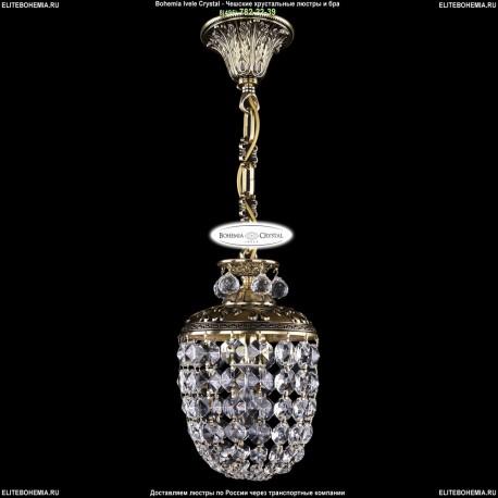 1777/14IT/GB Хрустальный подвес Bohemia Ivele Crystal