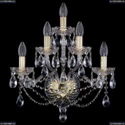 10.21.2+2+1.165.Gd.Sp Бра хрустальное Bohemia Art Classic (Арт Классик), 11.21
