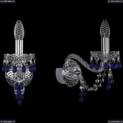 10.24.1.165.Cr.V3001 Бра хрустальное Bohemia Art Classic (Арт Классик), 11.24